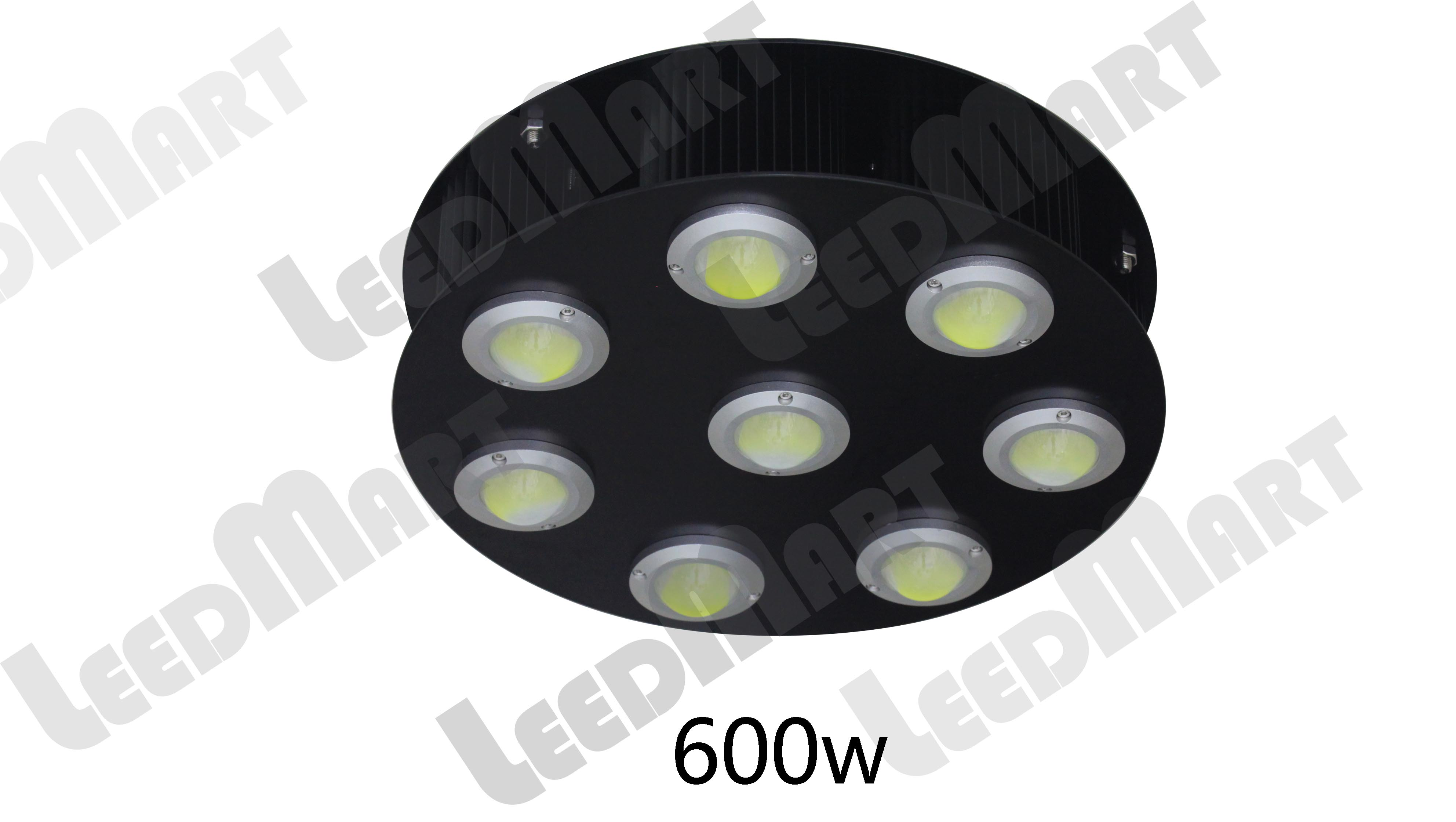 Good quality indoor 300 watt -1000 watt 39000 lumen LED high bay light fixture