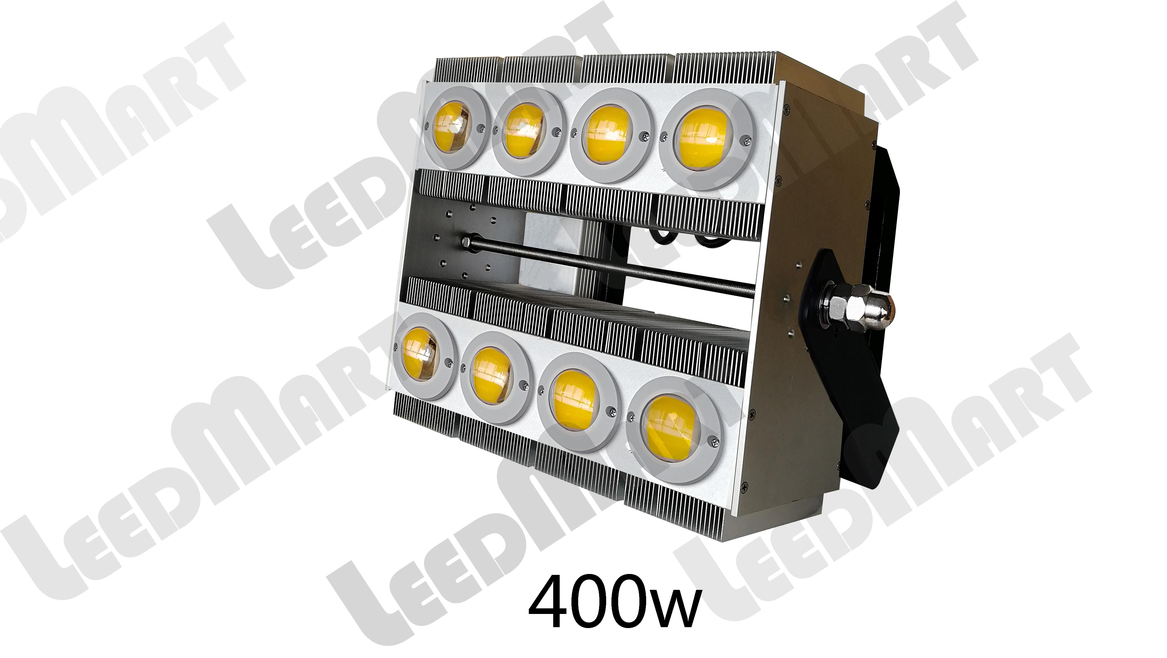 Good quality IP65 100 watt -1000 watt 130000 lumen LED high mast light fixture windproof design