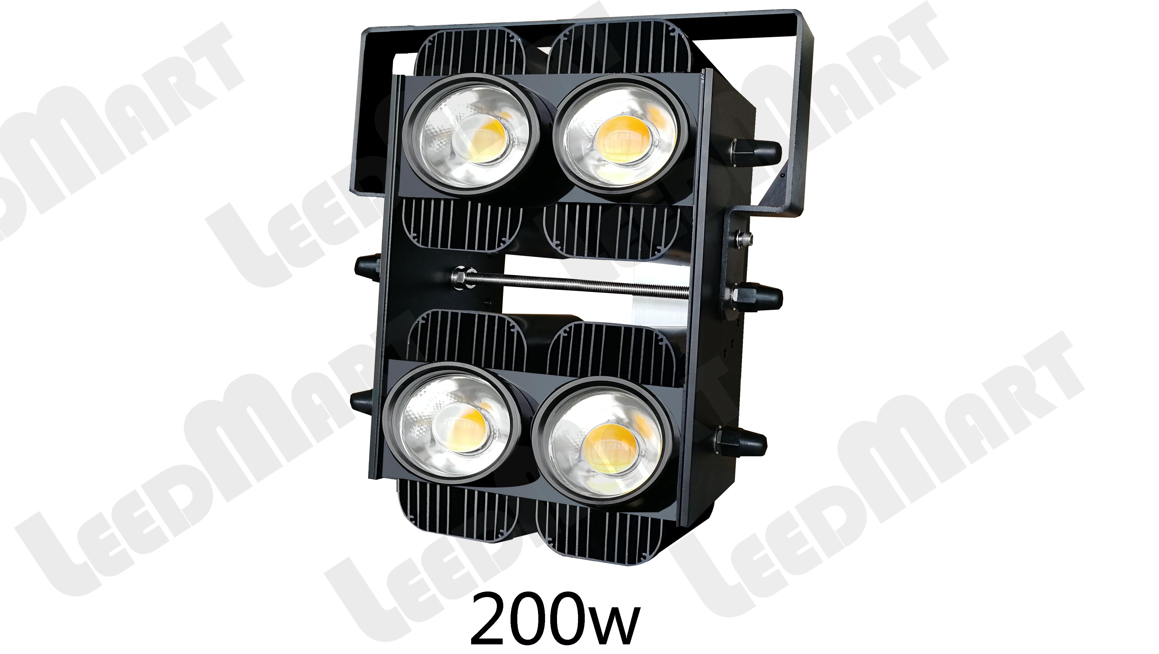 Good quality IP65 150 watt -600 watt 78000 lumen good heat dissipation LED tower crane flood Lights dustproof