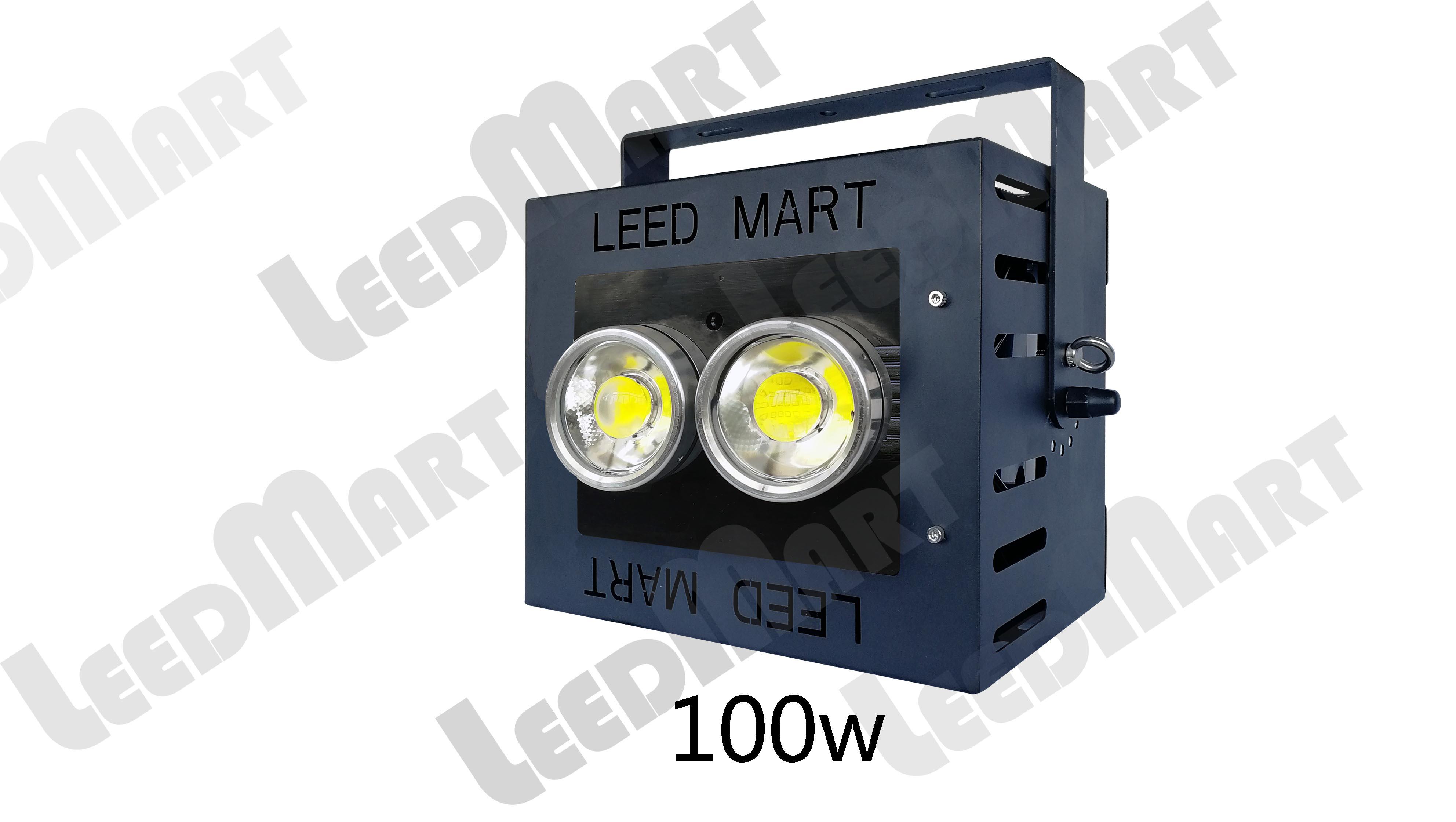 Good quality IP65 200 watt -1000 watt 130000 lumen good heat dissipation LED tower crane flood Lights super bright